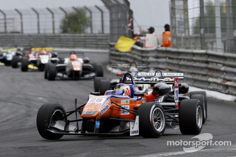 Maximilian Günther, Mücke Motorsport, Dallara Mercedes-Benz