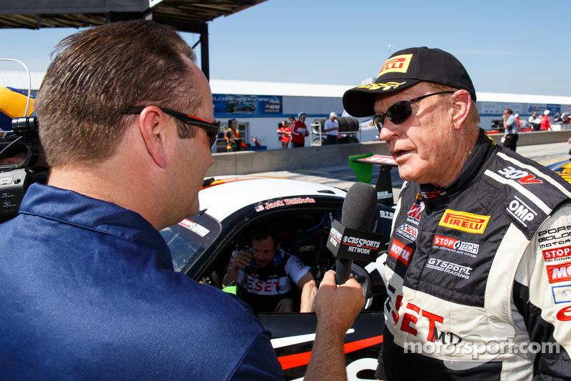 1. #73 GTSport Racing, Porsche Cayman S: Jack Baldwin