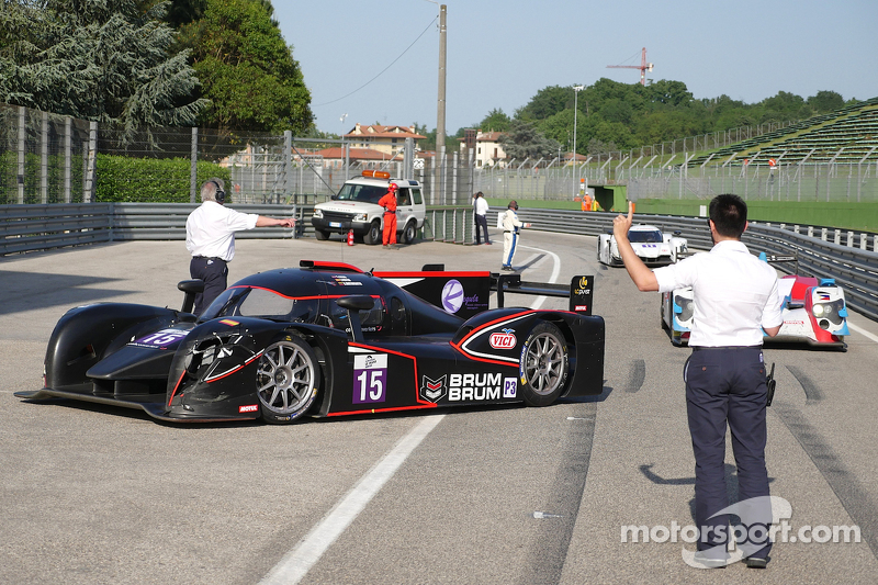 #15 SVK by Speed Factory Ginetta - Nissan: Konstantin Calko, Jesus Fuster, Dainius Matijosaitis