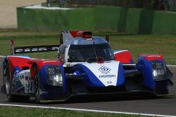 #27 SMP Racing BR01 Nissan: Maurizio Mediani, David Markozov, Nicolas Minassian