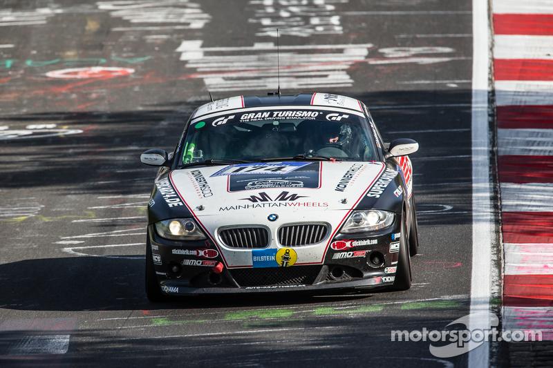 #174 Adrenalin Motorsport BMW Z4 3.0si: Anthony Toll, Carlos Arimon, Richard Moers