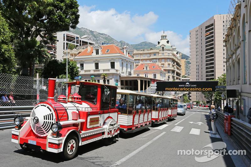 Pemandangan Monaco