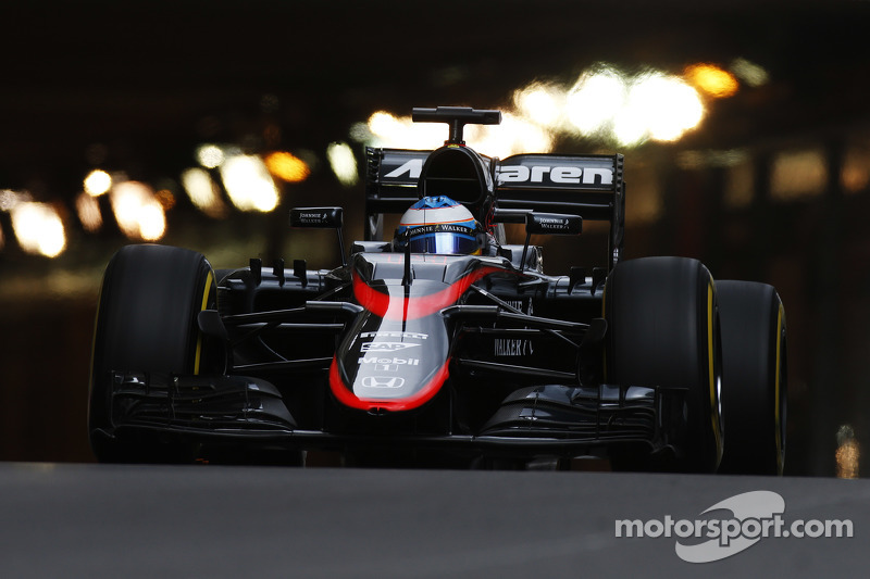 2015 : Fernando Alonso, McLaren MP4-30