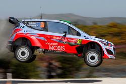 Хейден Пэддон, Hyundai Motorsport N, Hyundai i20 WRC