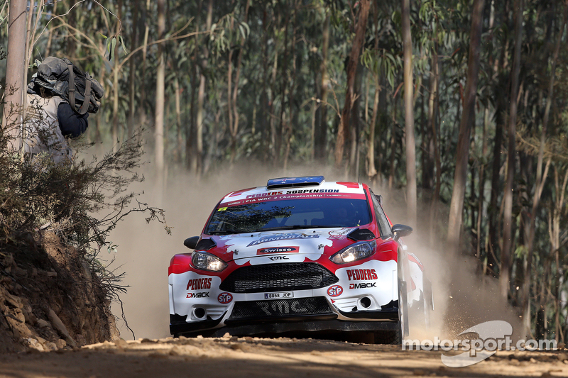Scott Pedder and Dale Moscatt, Ford Fiesta R6