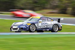 Michael O'Donnell, Michael Almond, Porsche GT3 Cup