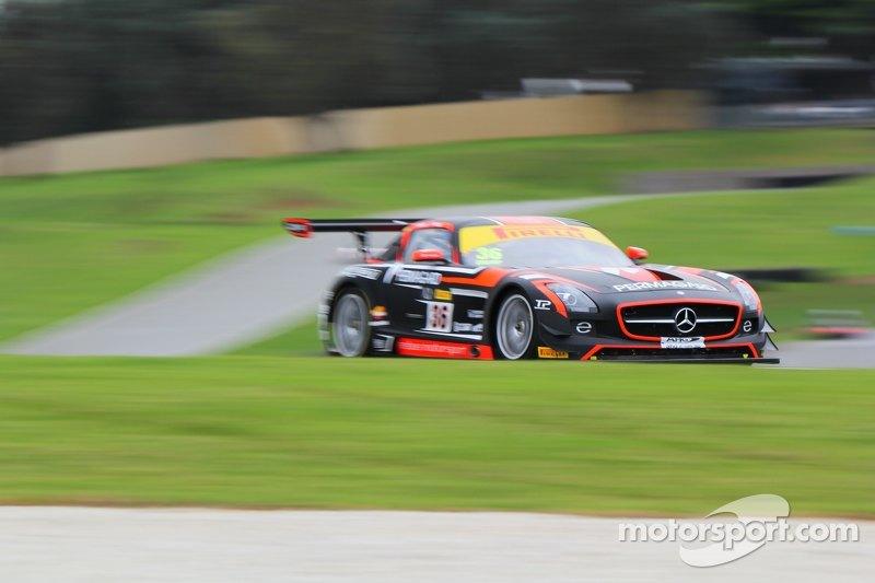 Max Twigg, Geoff Emery, Mercedes SLS AMG GT3