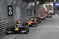 Pierre Gasly, DAMS devant Jordan King, Racing Engineering