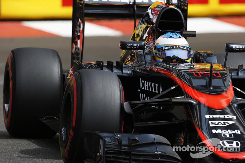 McLaren MP4-30 Honda (2015)