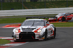 #23 Nissan GT Academy Team RJN Nissan GT-R Nismo GT3: Кацумаса Чійо, Вольфганг Райп, Алекс Банкомб
