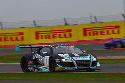 #1 Belgian Audi Club Team WRT Audi R8 LMS Ultra: Робін Фріжнс, Лауренс Вантор, Жан-Карл Верне