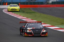 #3 Belgian Audi Sport Team WRT Audi R8 LMS ultra: Стефан Річелмі, Стефан Ортеллі, Frank Stippler