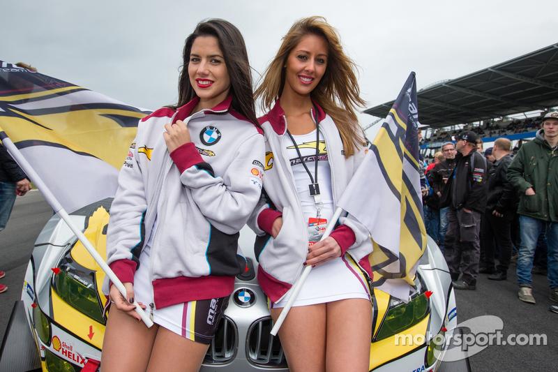 Marc VDS Racing грід гелs