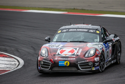 #164 Mathol Racing Porsche Cayman: Claudis Karch, Ivan Jacoma