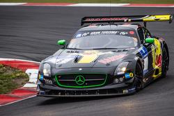 #8 Haribo Racing Mercedes-Benz SLS AMG GT3: Uwe Alzen, Marco Holzer, Norbert Siedler, Максиміліан Гетц