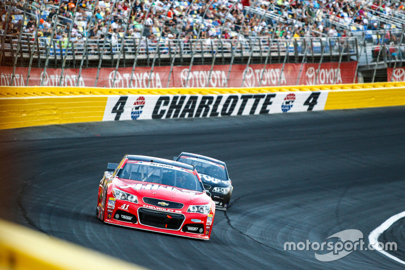 Kurt Busch, Stewart-Haas Racing, Chevrolet