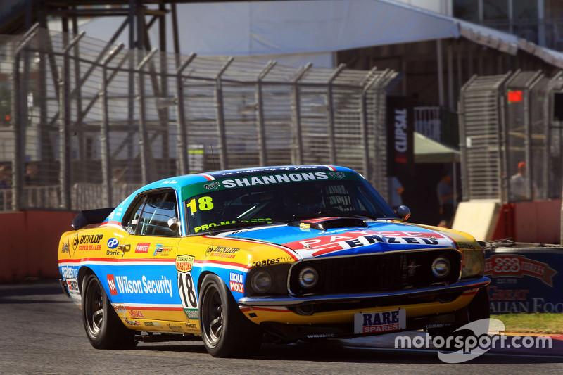 Touring Car Masters: John Bowe