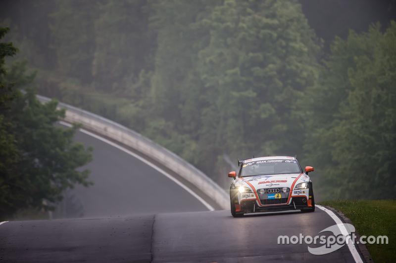 #112 Pro Handicap e.V. Audi TT: Wolfgang Müller, Jutta Kleinschmidt, Sabine Podzus