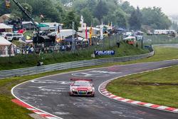 #14 Audi Race Experience Audi R8 LMS ultra: Niki Mayr-Melnhof, Rod Salmon, Micke Ohlsson, Ronnie Saurenmann