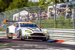 #6 Aston Martin Racing Aston Martin Vantage GT3: Jonathan Adam, Richie Stanaway, Mathias Lauda, Stefan Mücke