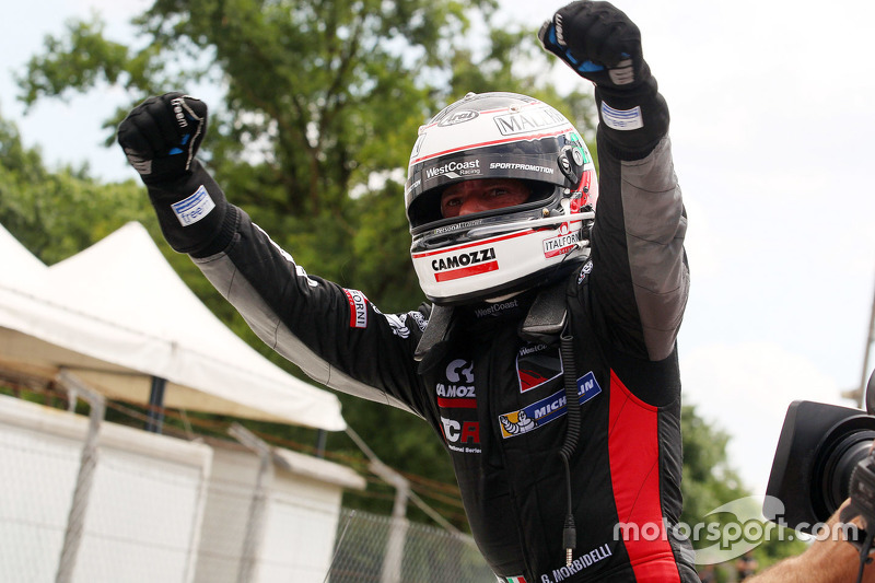 1. Gianni Morbidelli, Honda Civic TCR, West Coast Racing