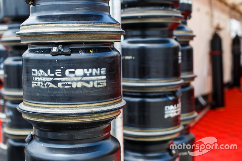 Dale Coyne Racing, Felgen