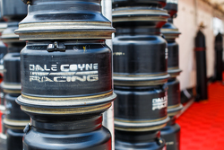 Dale Coyne Racing rims