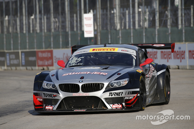 #95 Turner Motorsport, BMW E89 Z4 GT3: Bill Ziegler