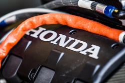 #34 OAK Racing Ligier JS P2, motore Honda