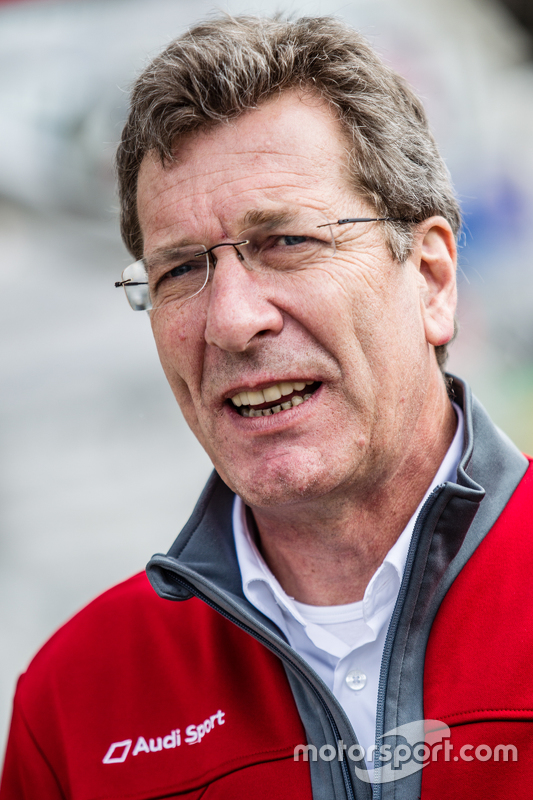 Audi Sport Team Joest, Geschäftsführer Ralf Jüttner