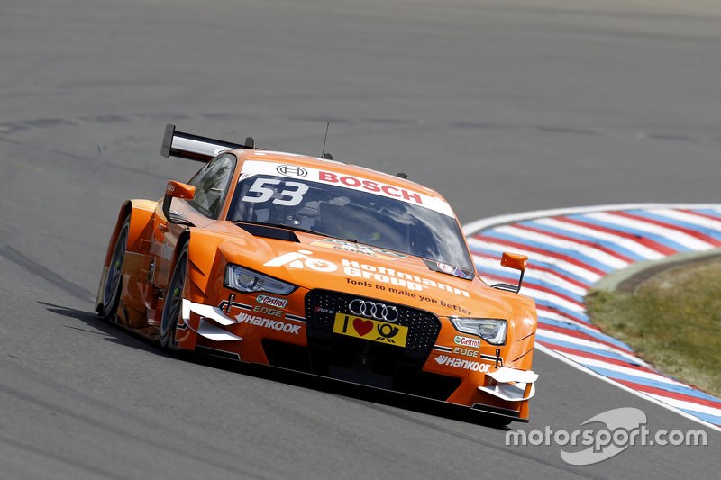 Jamie Green, Audi Sport Team Rosberg Audi RS 5 DTM