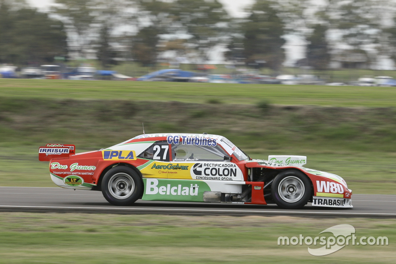 Mariano Altuna, Altuna Competicion, Chevrolet