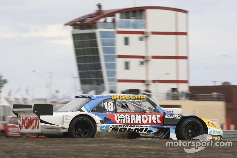 Луїс Хосе де Пальма, Indecar Racing Torino