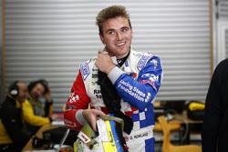 Racewinnaar Oliver Rowland, Fortec Motorsports