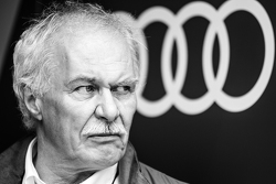 Audi Sport Team Joest: Ulrich Baretzky, Audi Sport's Head of Engine Technology