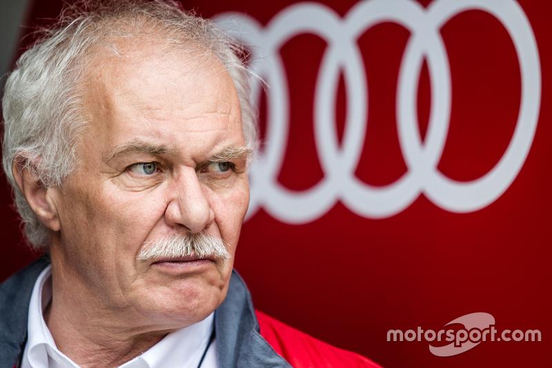 Audi Sport Team Joest: Ulrich Baretzky, Leiter Motorenentwicklung Audi Sport