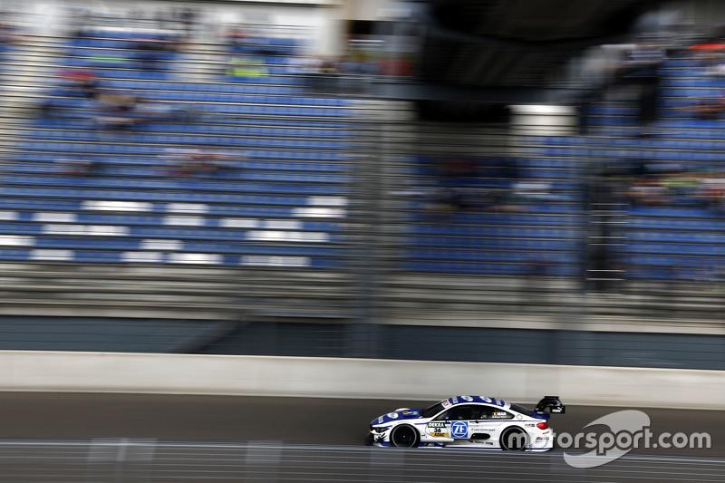 Maxime Martin, BMW Team RMG, BMW M4 DTM