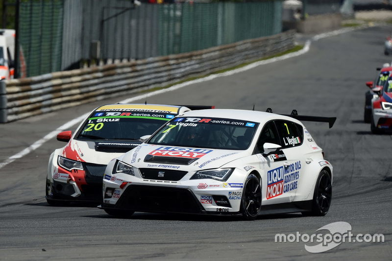 Lorenzo Veglia, Honda Civic TCR, West Coast Racing