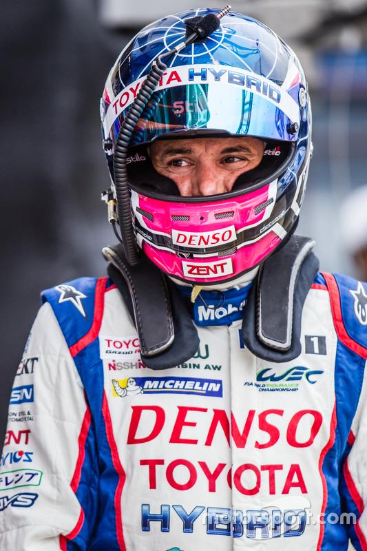 #2 Toyota Racing, Toyota TS040 Hybrid: Stéphane Sarrazin