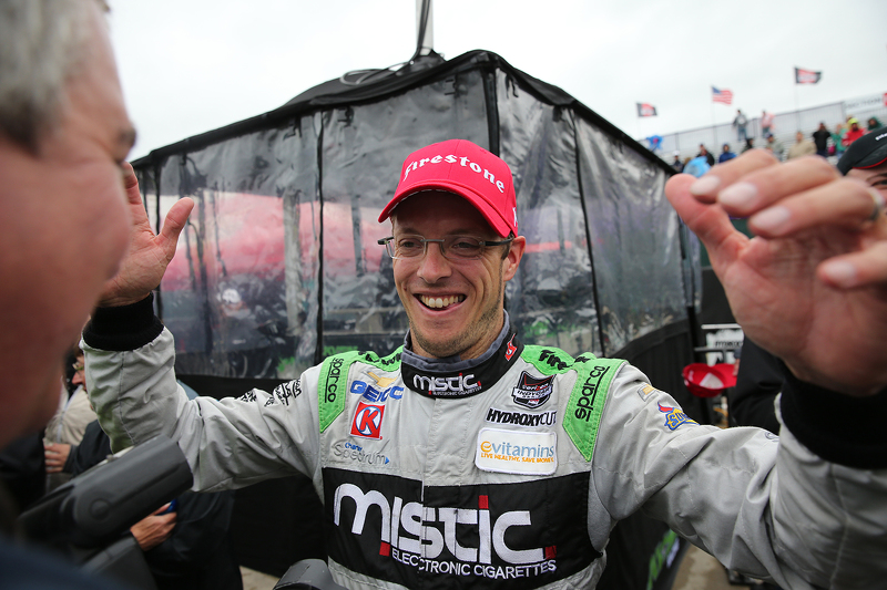 1. Sébastien Bourdais, KV Racing Technology