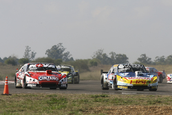 Luis Jose di Palma, Indecar Racing Torino and Matias Rossi, Donto Racing Chevrolet