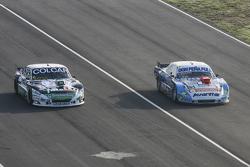 Gaston Mazzacane, Coiro Dole Racing Chevrolet and Martin Ponte, RUS Nero53 Racing Dodge