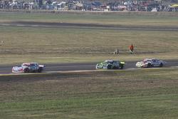 Matias Jalaf, Alifraco Sport Ford, dan Mauro Giallombardo, Maquin Parts Racing Ford, dan Juan Marcos
