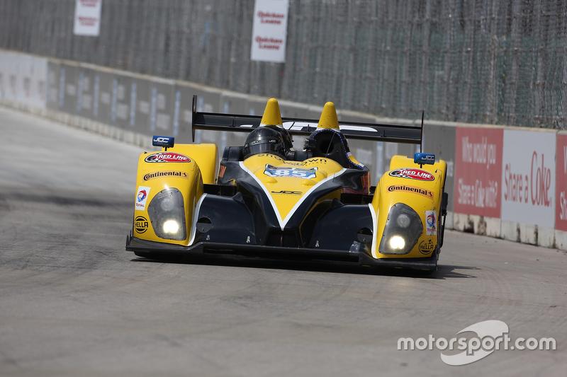 #85 JDC/Miller Motorsports ORECA FLM09: Міхаіл Гойкберг, Zach Veach