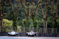 #47 KCMG ORECA 05: Matthew Howson, Richard Bradley, Nicolas Lapierre, #18 Porsche Team Porsche 919 H