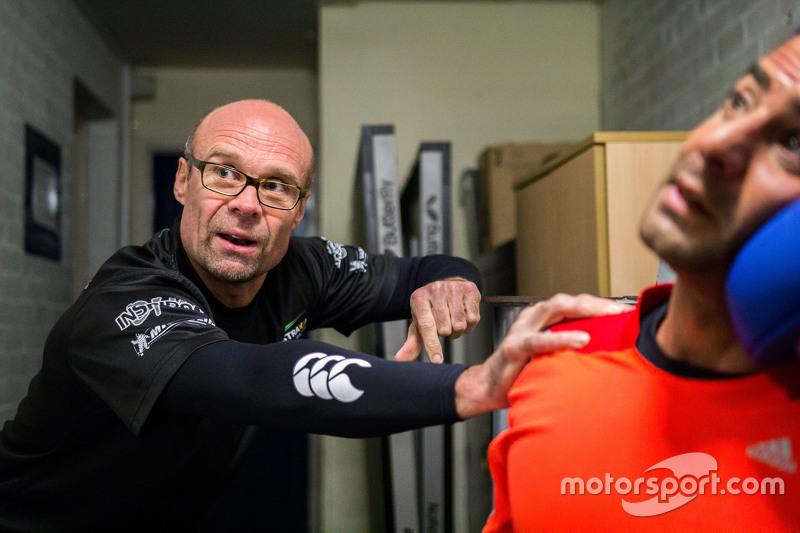 Strakka Racing, Stewart Wilde, Mannschaftsleiter