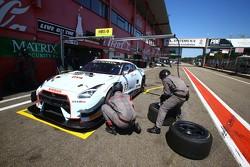 #73 MRS GT Racing Nissan GT-R Nismo GT3: Sean Walkinshaw, Craig Dolby