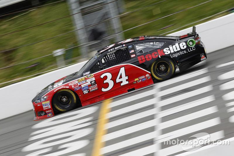 Brett Moffitt, Front Row Motorsports, Ford