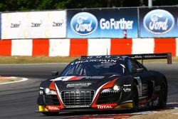#4 Belgian Audi Club Team WRT Audi R8 LMS Ultra: Frank Stippler, Джеймс Неш