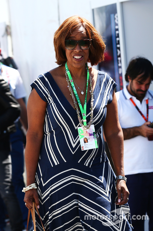 Gayle King, Television Presenter